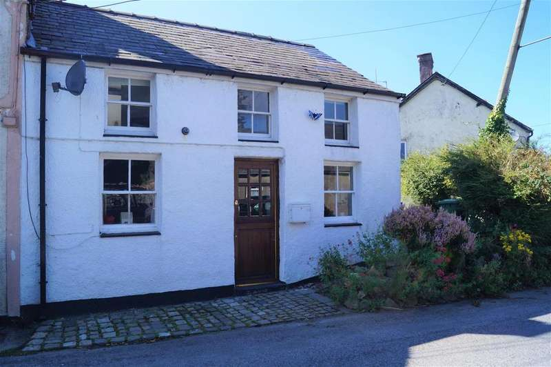 2 Bedrooms End Of Terrace House for sale in Llanaelhaearn, Caernarfon