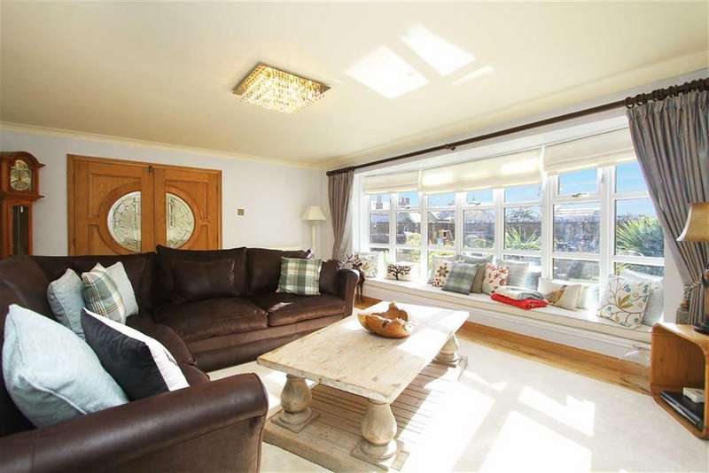 4 Bedrooms Detached House for sale in Front Street, Earsdon, Tyne And Wear