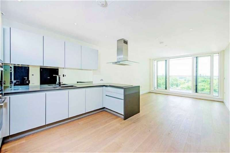 2 Bedrooms Apartment Flat for sale in Cascade Court, Vista, Chelsea Bridge, London