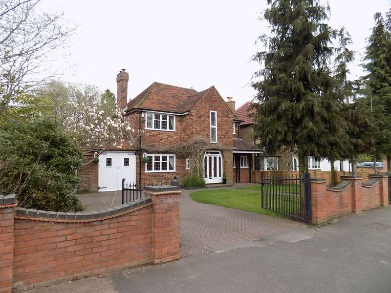 3 Bedrooms Detached House for sale in Streetsbrook Road, Solihull, West Midlands, B90