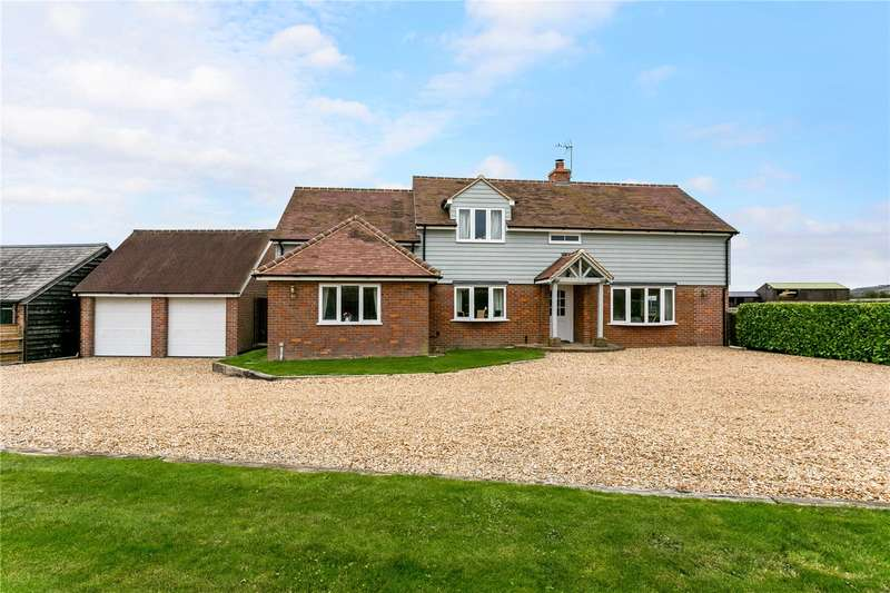5 Bedrooms Detached House for sale in Owlswick Lane, Owlswick, Princes Risborough, Buckinghamshire, HP27