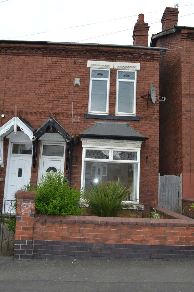 2 Bedrooms End Of Terrace House for rent in Pottery Road, Oldbury, B68