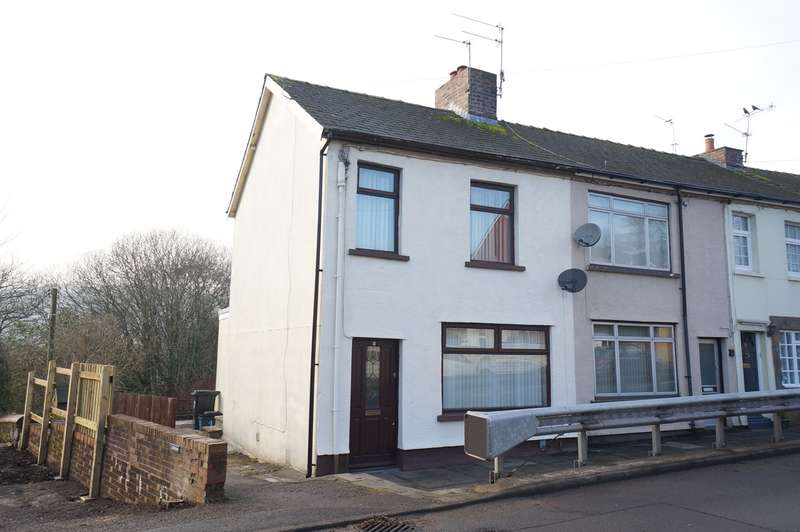 2 Bedrooms End Of Terrace House for sale in Pontymason Lane, Rogerstone, Newport, NP10