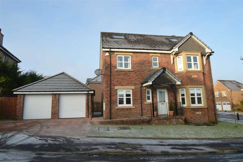 5 Bedrooms Detached House for sale in Juniper Drive, Torhead Farm, Hamilton - Larger style detached