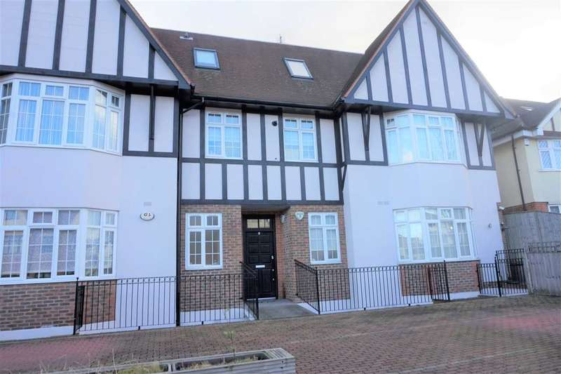 3 Bedrooms Maisonette Flat for sale in Eaton Court, Sinclair Grove, Golders Green