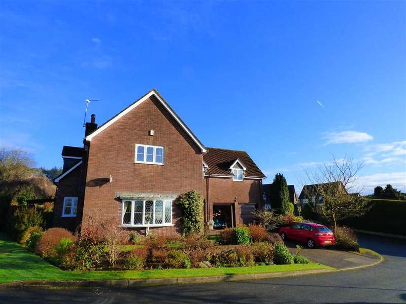 5 Bedrooms Detached House for sale in Grange Park, St Arvans, Chepstow