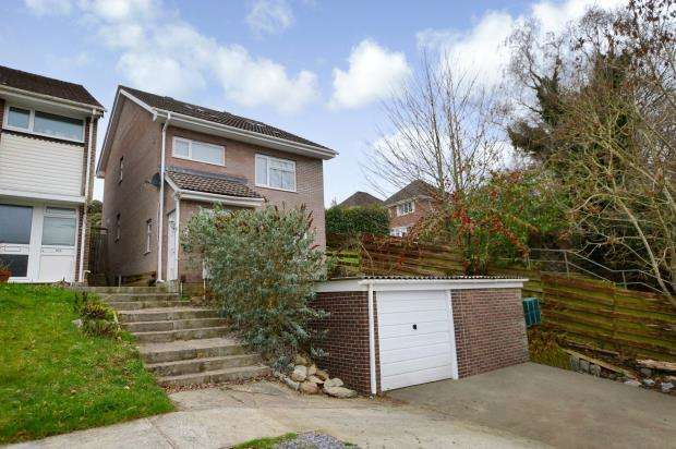 4 Bedrooms Detached House for sale in Holmwood Avenue, Plymouth, Devon