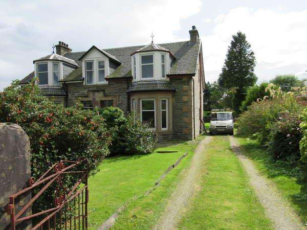 4 Bedrooms Semi-detached Villa House for sale in 47 Clyde Street, Kirn, Dunoon, PA23 8EQ
