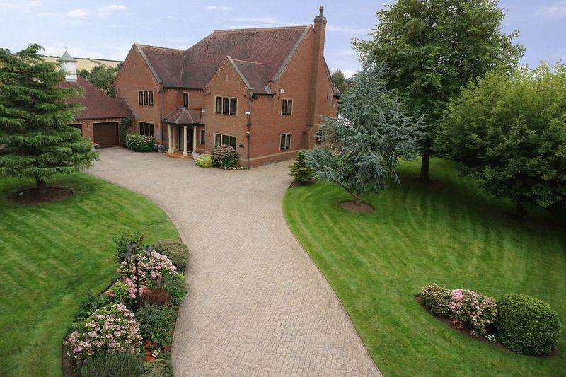 6 Bedrooms Detached House for sale in St Johns Close, Scampton