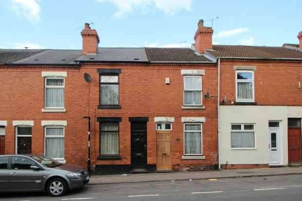 3 Bedrooms Terraced House for sale in Berry Street, Coventry, West Midlands, CV1 5JT