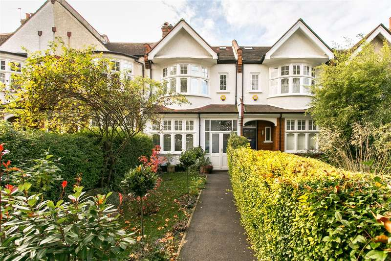 4 Bedrooms Terraced House for sale in Lordship Lane, London, SE22
