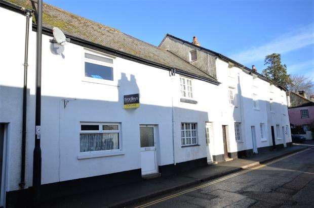 2 Bedrooms Terraced House for sale in East Street, Bovey Tracey, Newton Abbot, Devon