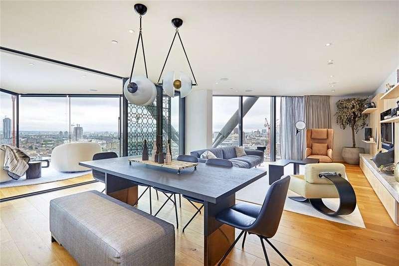4 Bedrooms Flat for sale in NEO Bankside, 70 Holland Street, Southbank, London, SE1