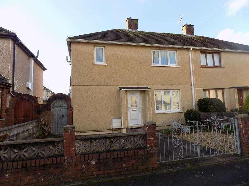 3 Bedrooms Semi Detached House for sale in St. Helier Drive, Sandfields Estate, Port Talbot, Neath Port Talbot. SA12 7BE