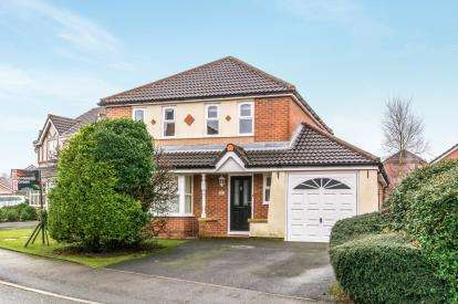 4 Bedrooms Detached House for sale in Salterton Drive, Middle Hulton, Bolton, Greater Manchester, BL3