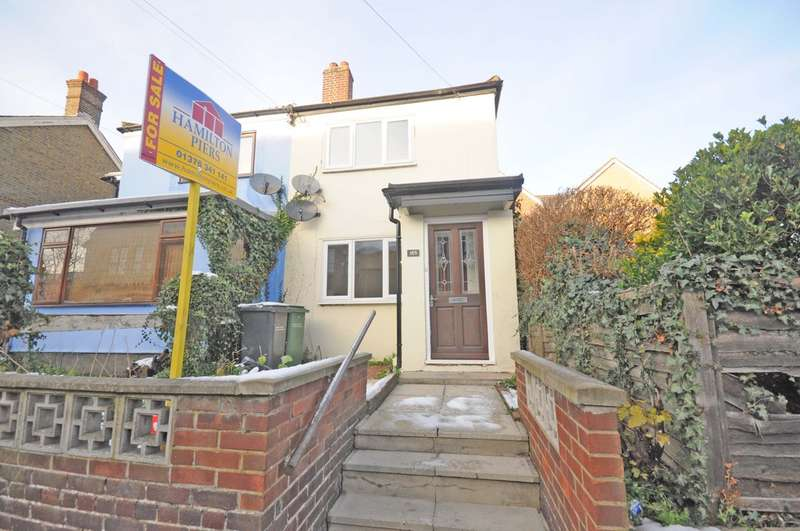 2 Bedrooms Semi Detached House for sale in South Street, Braintree, CM7