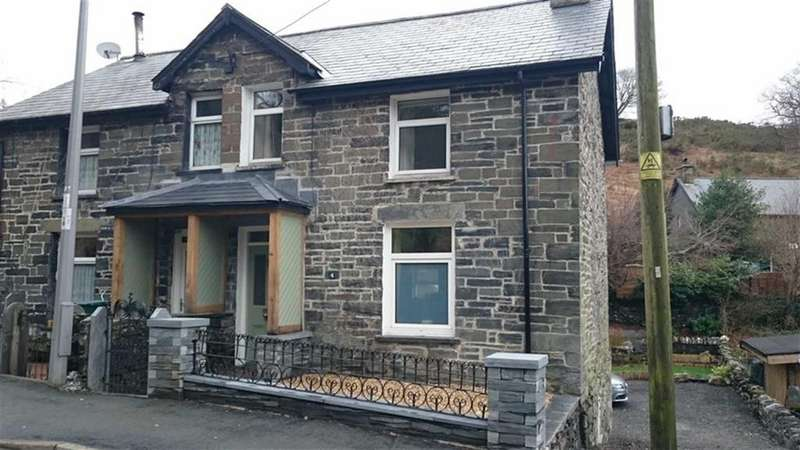 2 Bedrooms Cottage House for rent in 4 Castle Terrace, Dolwyddelan, Conwy
