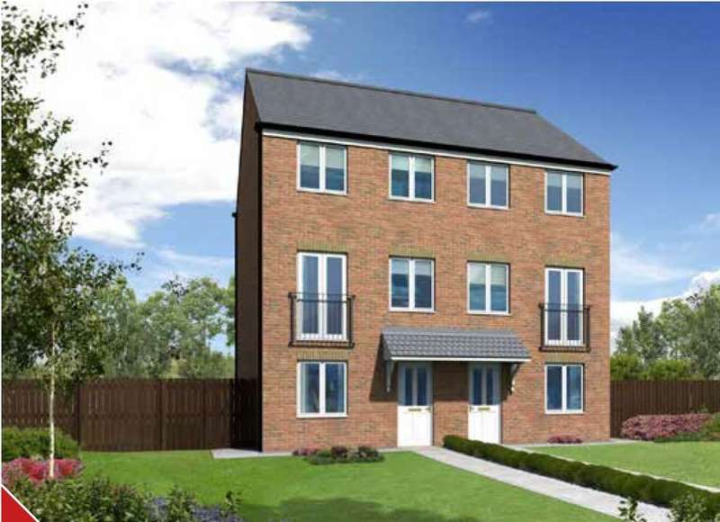 3 Bedrooms Property for sale in Birch Hill Gardens, Wardle OL12