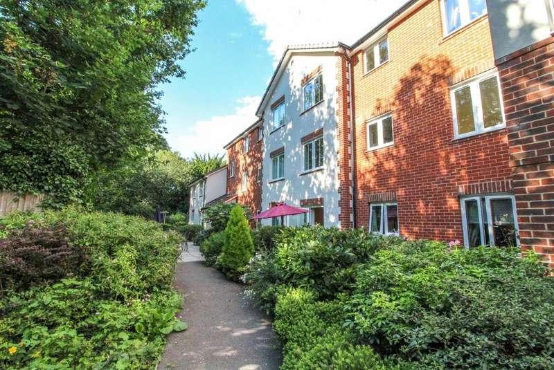 1 Bedroom Retirement Property for sale in Sanders Court, Junction Road, Warley, Brentwood, Essex, CM14