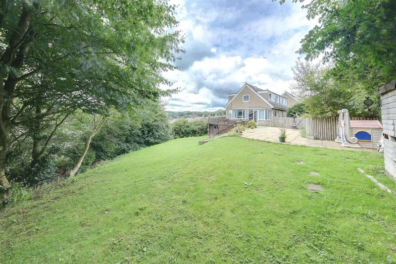 3 Bedrooms Semi Detached House for sale in Laneside Road, Haslingden, Rossendale