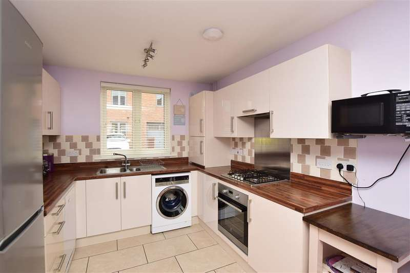 4 Bedrooms Terraced House for sale in Chatham Reach, , Amherst Hill, Gillingham, Kent