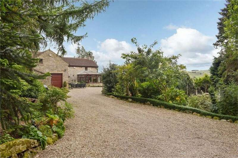 3 Bedrooms Barn Conversion Character Property for sale in August Cottage, Newtown, Eggleston, Barnard Castle, Durham