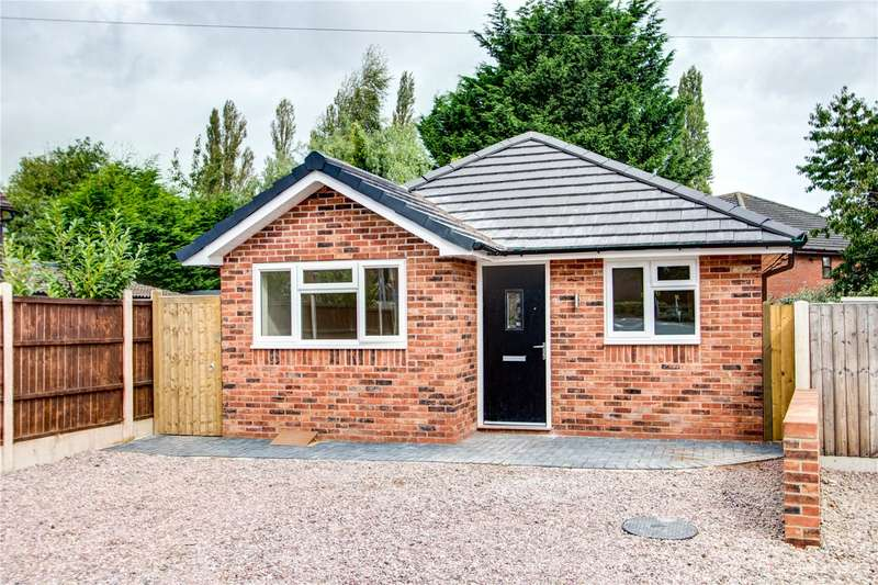 2 Bedrooms Bungalow for sale in Spetchley Road Worcester WR5