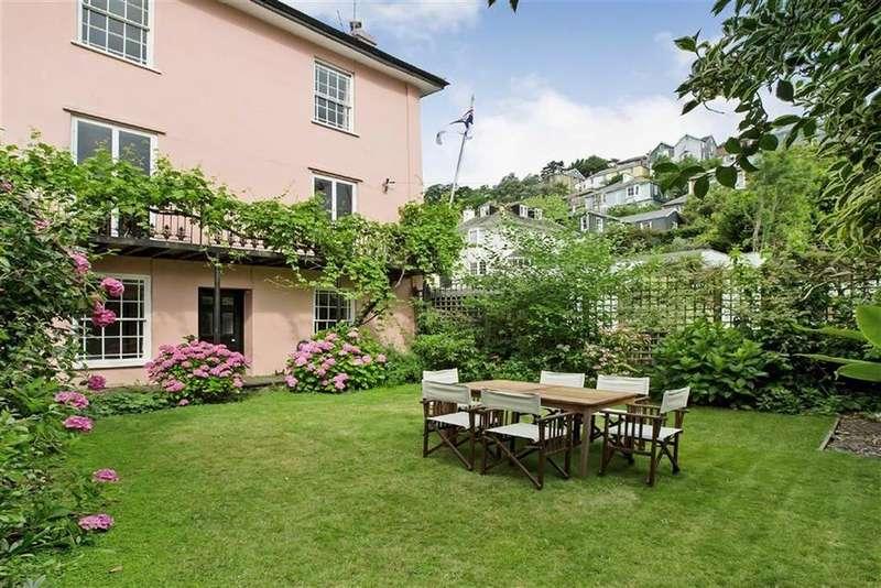 5 Bedrooms Detached House for sale in Victoria Road, Dartmouth, Devon, TQ6