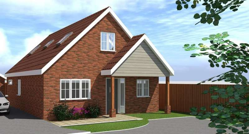 2 Bedrooms Chalet House for sale in Emerald Close, Kesgrave, Ipswich, IP5 2XA