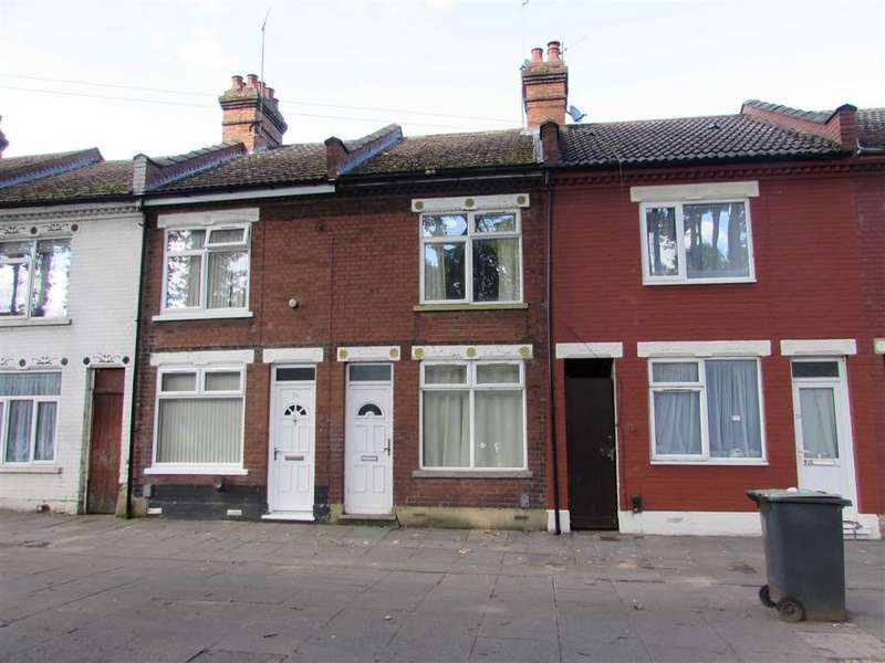 2 Bedrooms Terraced House for sale in Maple Road East, Luton