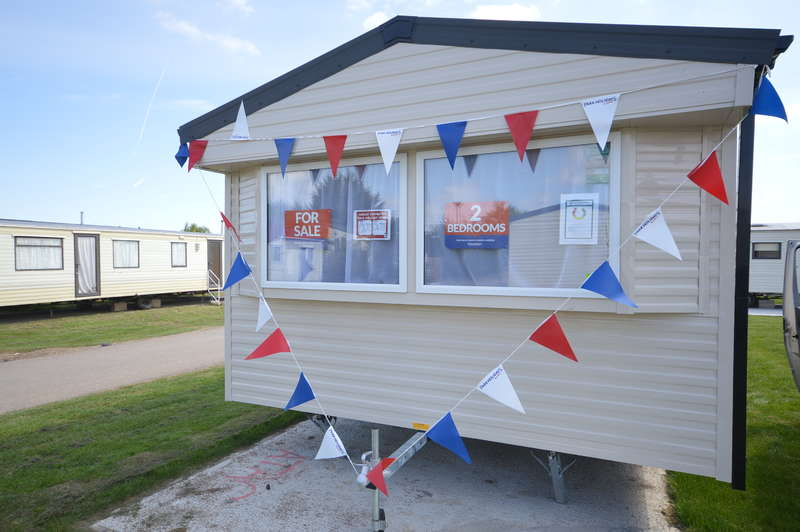 3 Bedrooms Caravan Mobile Home for sale in Steeple Bay Holiday Park, Canney Road