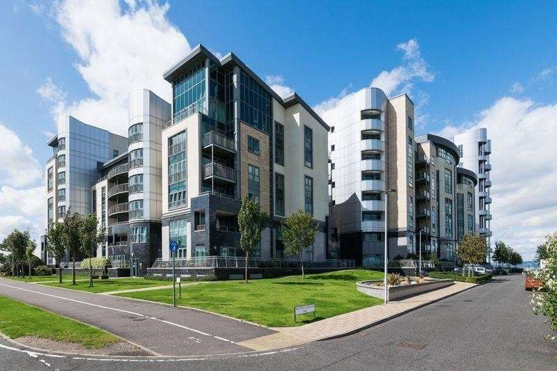 2 Bedrooms Property for sale in 3/16 Western Harbour Way, Newhaven, Edinburgh EH6 6LP