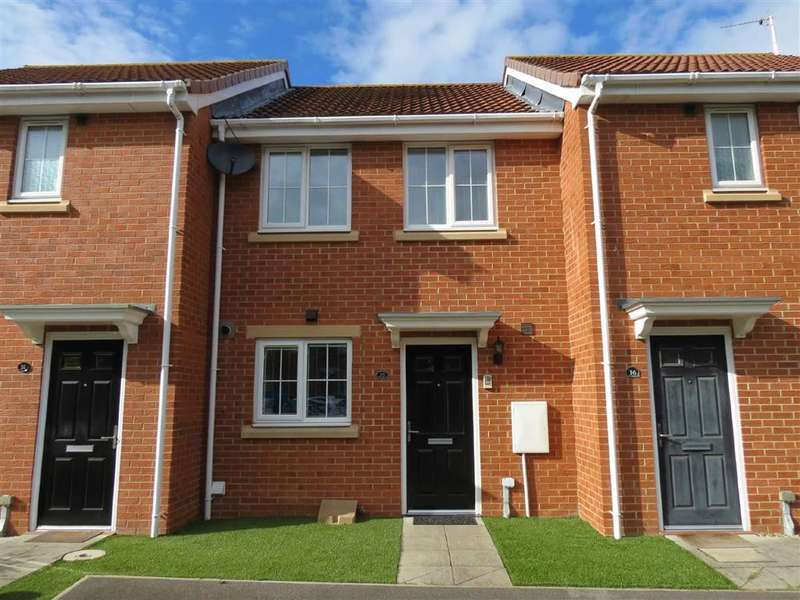 2 Bedrooms Terraced House for sale in Burtree, Washington