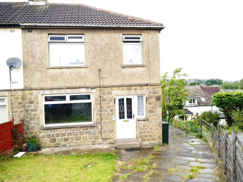 3 Bedrooms Semi Detached House for sale in Fagley Drive, Fagley, Bradford, BD2 3LE