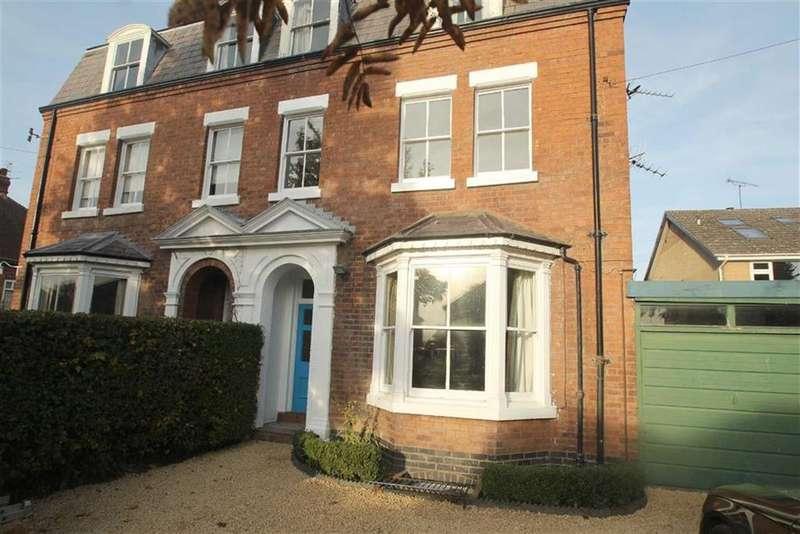 1 Bedroom Flat for sale in Oakley Street, Belle Vue, Shrewsbury