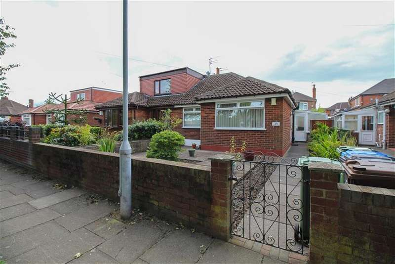 2 Bedrooms Semi Detached Bungalow for sale in Low Wood Road, Dane Bank, Denton