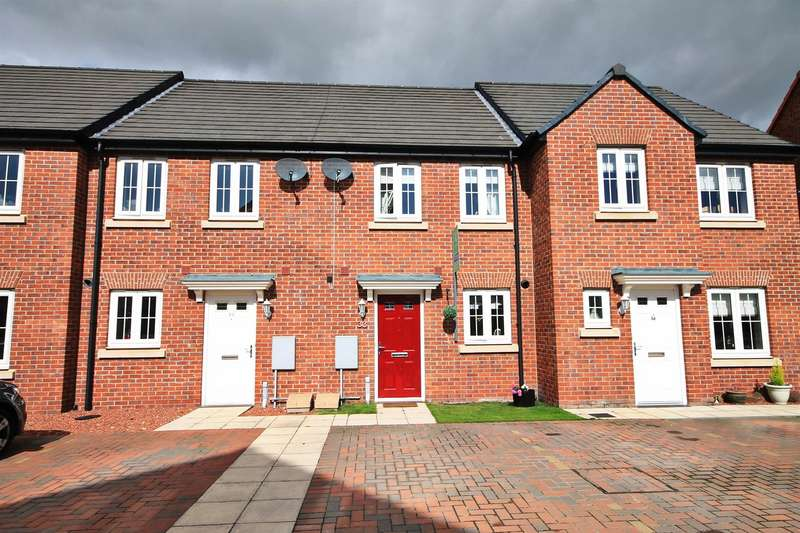 2 Bedrooms Terraced House for sale in Prospect Place, Coxhoe, Durham
