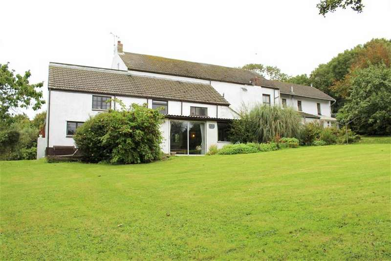 6 Bedrooms House for sale in Rickeston Bridge, Haverfordwest