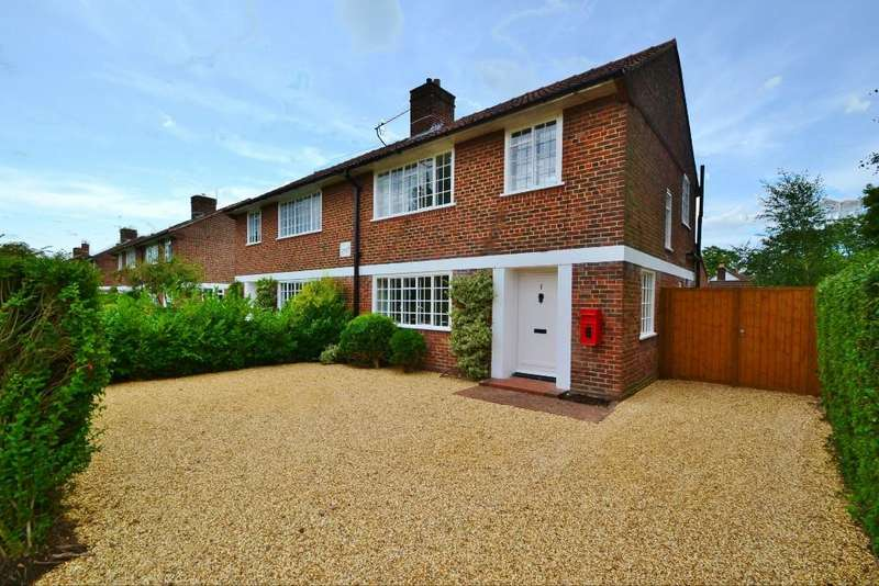 3 Bedrooms Semi Detached House for sale in Bassett Green