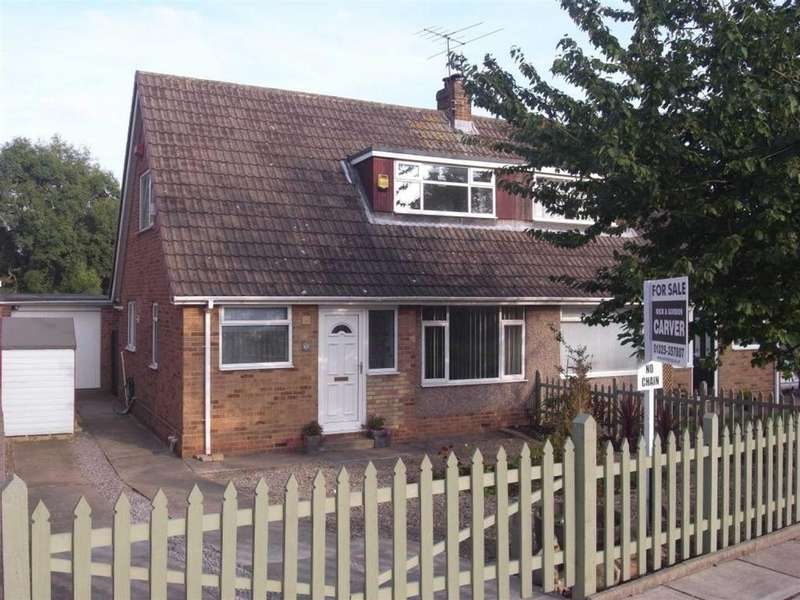 2 Bedrooms Semi Detached House for sale in Devonshire Road, Darlington
