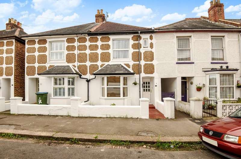 2 Bedrooms House for sale in Essex Road, Bognor Regis, PO21