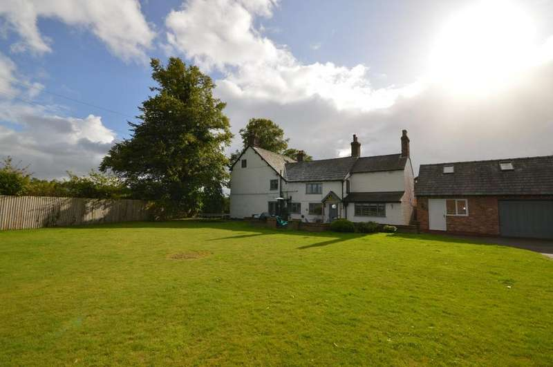 6 Bedrooms Detached House for rent in Allostock, Knutsford