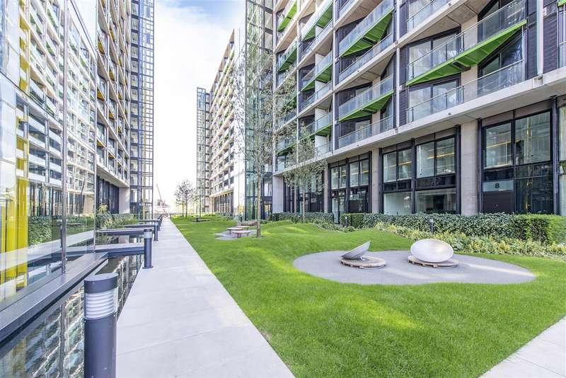3 Bedrooms Penthouse Flat for sale in 4 Riverlight Quay, Nine Elms, London SW11
