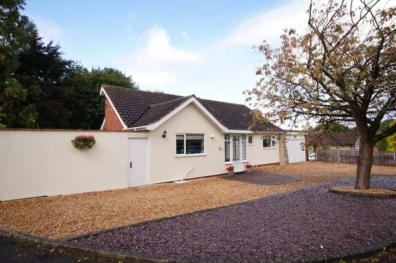 3 Bedrooms Detached Bungalow for sale in Parkside, Nettleham