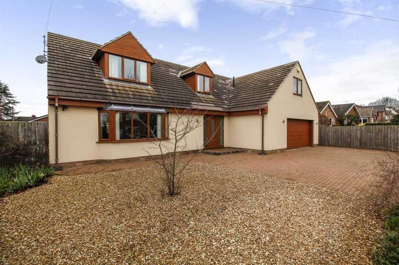 4 Bedrooms Detached House for sale in Church Lane, Harlington, Doncaster