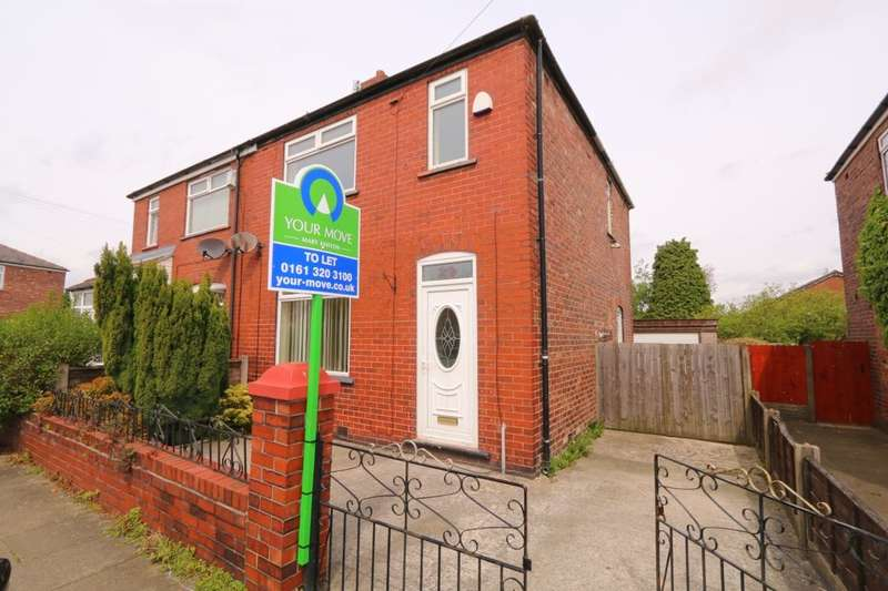3 Bedrooms Semi Detached House for sale in Frederick Street, Denton, Manchester, M34