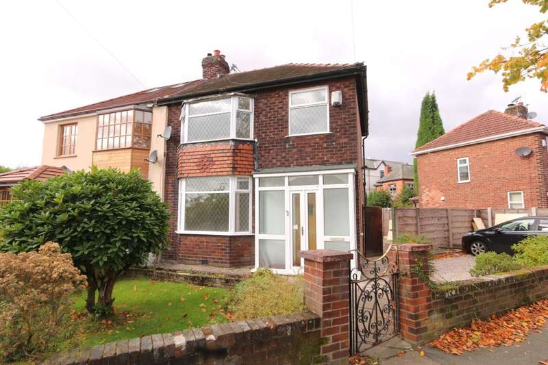 3 Bedrooms Semi Detached House for sale in Percy Road, Denton, Manchester, M34