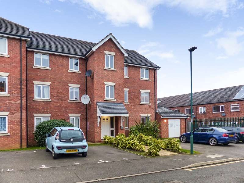 2 Bedrooms Ground Flat for sale in Fellowes Road, Peterborough, PE2 8DS