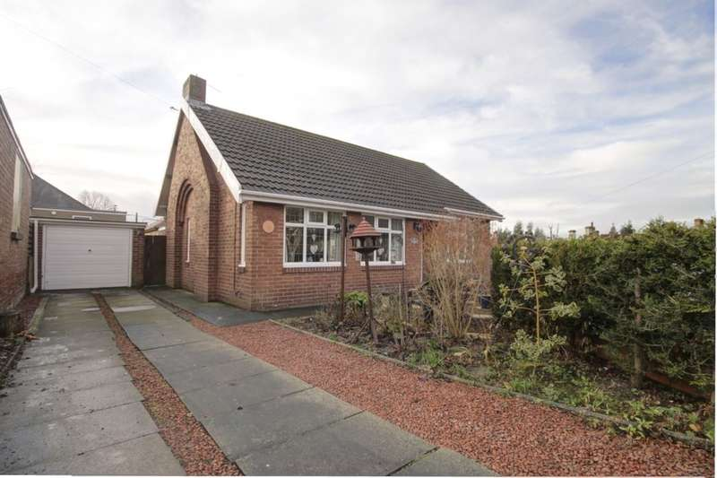 2 Bedrooms Detached Bungalow for sale in West Acre, Consett, DH8