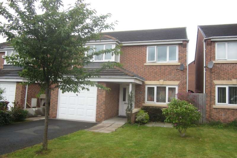 3 Bedrooms Detached House for sale in Goode Way, Crewe, CW2